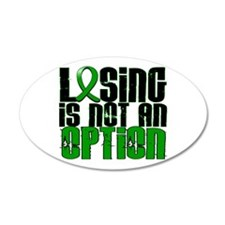 Losing Is Not An Option TBI Wall Decal
