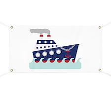 Giant Ship Banner