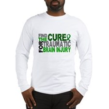 Find the Cure TBI Long Sleeve T-Shirt