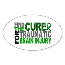Find the Cure TBI Decal