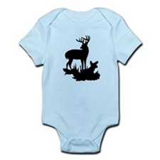 Buck And Fawn Body Suit