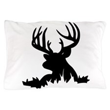 12 Point Buck Pillow Case