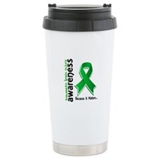 Awareness 5 TBI Travel Mug