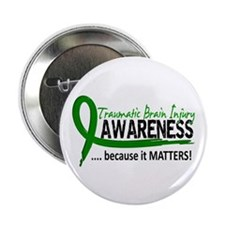 "Awareness 2 TBI 2.25"" Button (10 pack)"