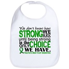 How Strong We Are TBI Bib