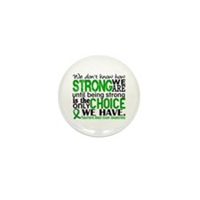How Strong We Are TBI Mini Button (100 pack)