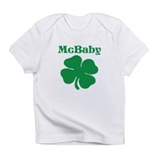 McBaby Shamrock Infant T-Shirt