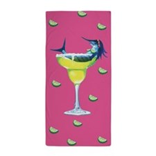 Margarita Trixie Beach Towel