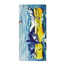Hatteras Liferaft Beach Towel
