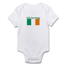 Kilkenny, Ireland (Dark) Infant Bodysuit