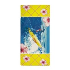 Surf Trixie Beach Towel