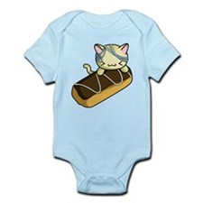 Eclair Kitty Body Suit