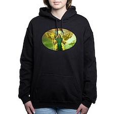 Archangel Raphael Hooded Sweatshirt