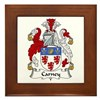 Carney Framed Tile