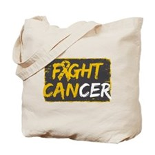 Fight Appendix Cancer Tote Bag