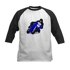 Motorcycle Racer Baseball Jersey