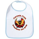 Captain Cook Bib