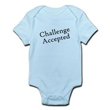 Challenge Accepted Body Suit