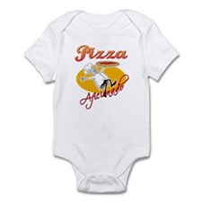 Pizza Aficionado Infant Bodysuit