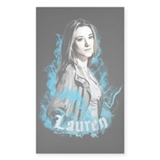 Lost Girl Lauren Decal