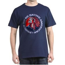 Proud Native American T-Shirt