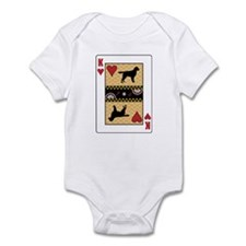 King Staby Infant Bodysuit