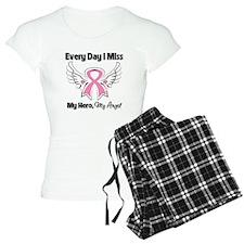 Breast Cancer Miss My Hero Pajamas