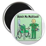Nurse Multitask Magnet