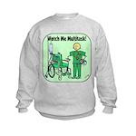 Nurse Multitask Kids Sweatshirt