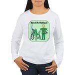 Nurse Multitask Women's Long Sleeve T-Shirt