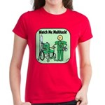 Nurse Multitask Women's Dark T-Shirt