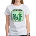 Nurse Multitask Women's T-Shirt