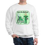 Nurse Multitask Sweatshirt
