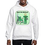 Nurse Multitask Hooded Sweatshirt