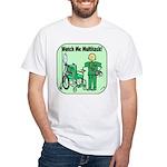 Nurse Multitask White T-Shirt
