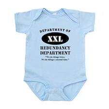 Department Of Redundancy Department Body Suit