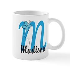 Personalized Initial M Monogram Mug