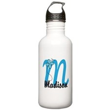 Personalized Initial M Water Bottle