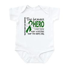 Bravest Hero I Knew TBI Infant Bodysuit