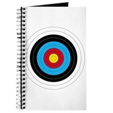 Archery Target Journal