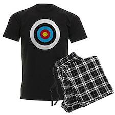 Archery Target Pajamas