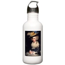 18th Century Portrait of Abigail Adams Water Bottl