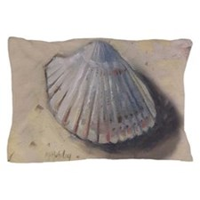 Seashell Cockle Shell Beach Pillow Case