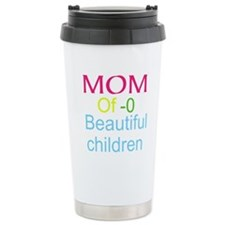 Mother Of ( Personalize Travel Mug