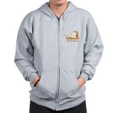 The Bakery Zip Hoody