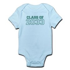 Class of 2033 Infant Bodysuit