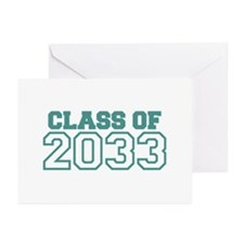 Class of 2033 Greeting Cards (Pk of 20)