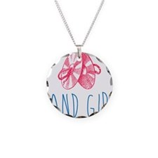 Band Girl Cymbals Necklace