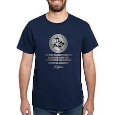(Eternal Vigilance) Blood of Patriots T-Shirt