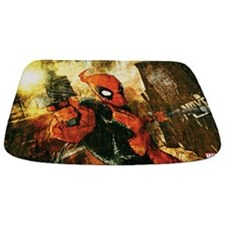 Deadpool Brush Bathmat